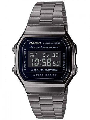 Casio Casio A168WEGG-1BEF grijs