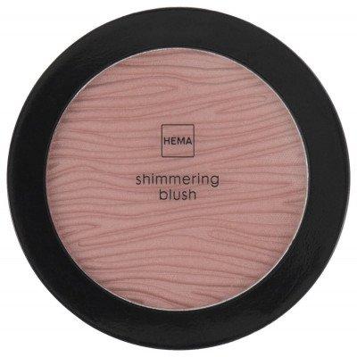 HEMA HEMA Shimmering Blush 38 Heartbreaker Rouge (roze)