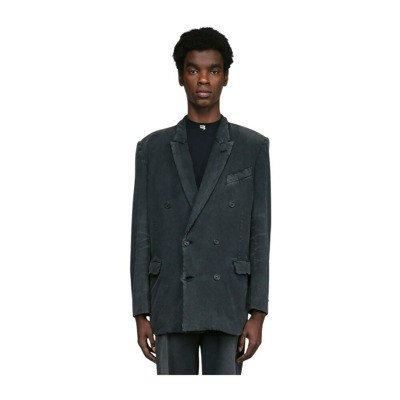 Balenciaga Slim Worn-Out Jacket