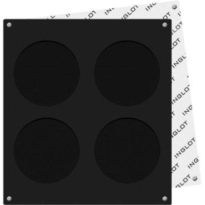 Inglot Inglot - Freedom System Palette 4 Powders Round