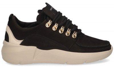 Nubikk Nubikk Roque Royal Zwart Damessneakers