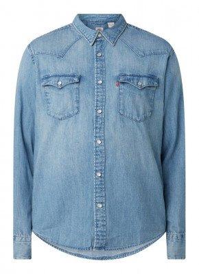 Levi's Levi's Regular fit overhemd van denim