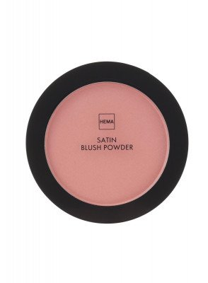 HEMA Satin Blush Powder Bright Blossom (roze)