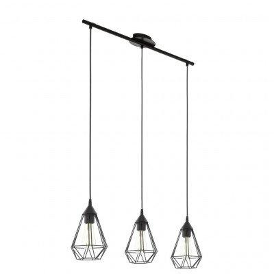 Hanglamp TARBES Zwart