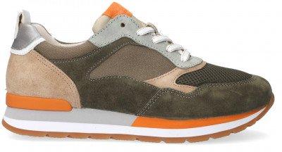Gabor Groene Gabor Lage Sneakers 365