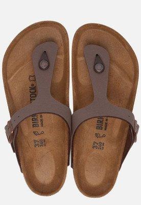Birkenstock Birkenstock Gizeh slippers bruin