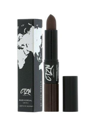 CTZN Cosmetics CTZN Cosmetics - Nudiversal Lip Duo Stockholm - 3,5 gr + 5 ml