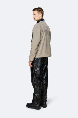 Rains Rains Heren Fleece Jacket - Taupe