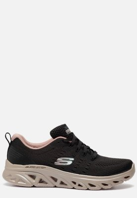 Skechers Skechers Glide-Step Sport Lovevery sneakers zwart