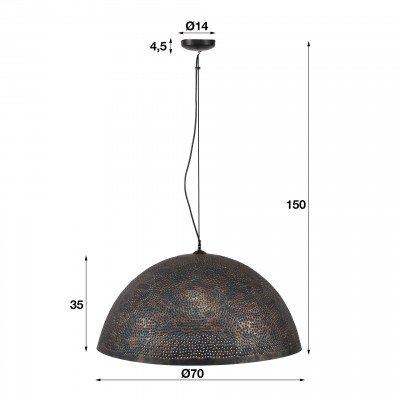 LifestyleFurn Hanglamp 'Murray'