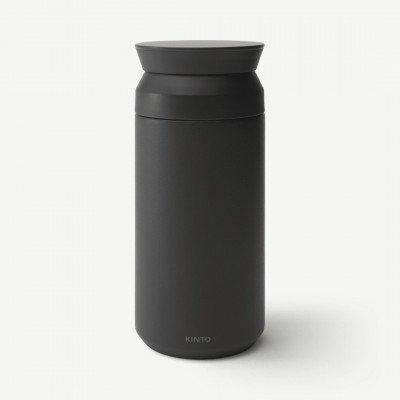 MADE.COM Kinto reisthermos, 350 ml, zwart