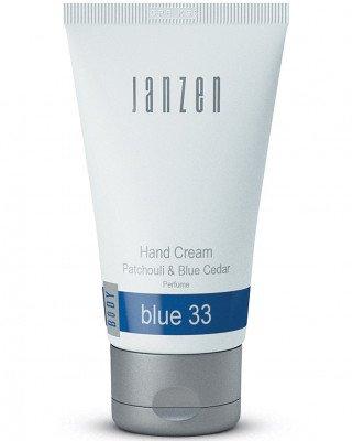 Janzen Janzen Patchouli Blue Cedar Janzen - HAND CREAM BLUE 33 Handverzorging