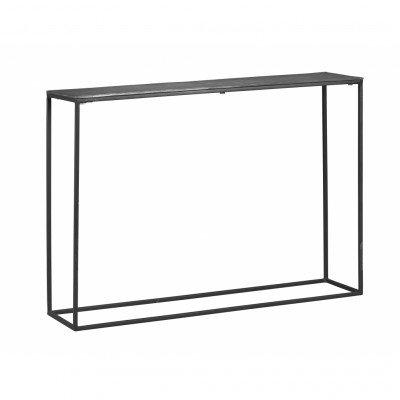 side table LANGERAK Zwart