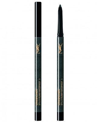Yves Saint Laurent Yves Saint Laurent Waterproof Eyeliner Yves Saint Laurent - CRUSHLINER Eyeliner 5 - Gris Tempête