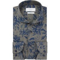 Profuomo Sky Blue Slim fit Heren Overhemd LM