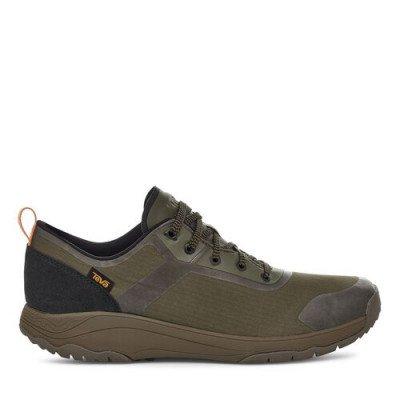 Teva Teva Gateway Low Sneaker, Groen voor Heren, Maat 40
