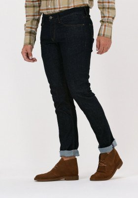 Tommy Jeans Donkerblauwe Tommy Jeans Slim Fit Jeans Scanton Slim Rico