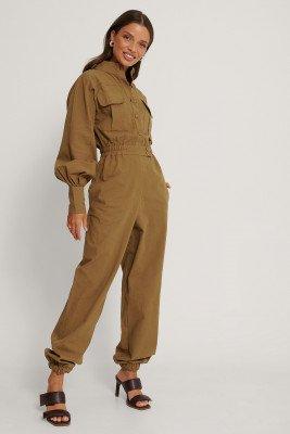 Trendyol Trendyol Jumpsuit - Brown