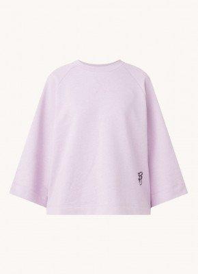 Ganni Ganni Isoli sweater met logo
