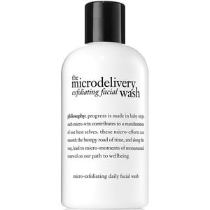 Philosophy Philosophy The Microdelivery Philosophy - The Microdelivery The Microdelivery Exfoliating Facial Wash