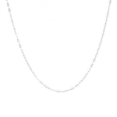 Eline Rosina Short chunky chain necklace
