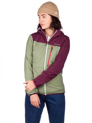 Ortovox Ortovox Swisswool Zebru Fleece Jacket groen