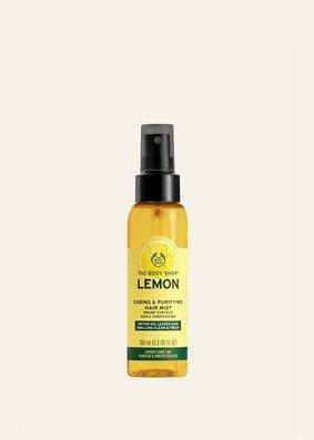 The Body Shop NL Lemon Caring & Purifying Hair Mist 100 ML