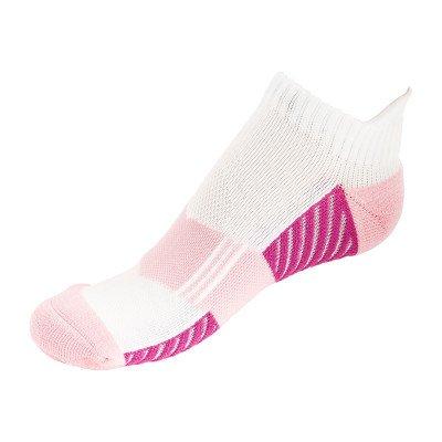 Coolmax sportsokken - 35-38 - roze - 3 paar