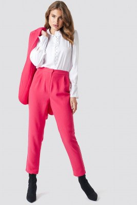 Trendyol Trendyol Tofa Trousers - Pink