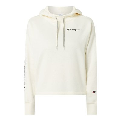 Champion Custom fit hoodie met logoprint