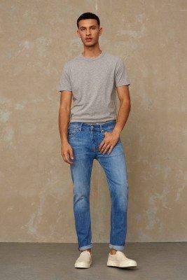 Kings of indigo Kings of Indigo - JOHN jeans Male - Light Blue
