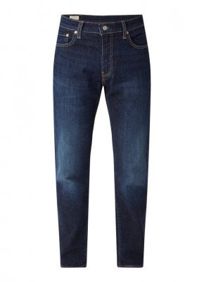 Levi's Levi's 511 slim fit jeans met donkere wassing