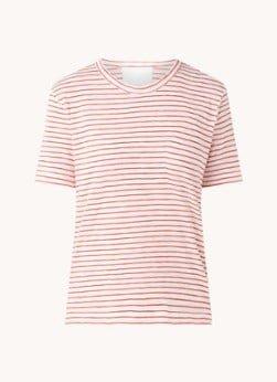 Whistles Whistles Emily T-shirt met streepprint