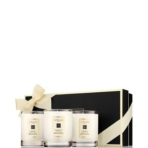 Jo Malone Jo Malone Travel Candle Collection Jo Malone - Travel Candle Collection Set Van 3 Geparfumeerde Kaarsen