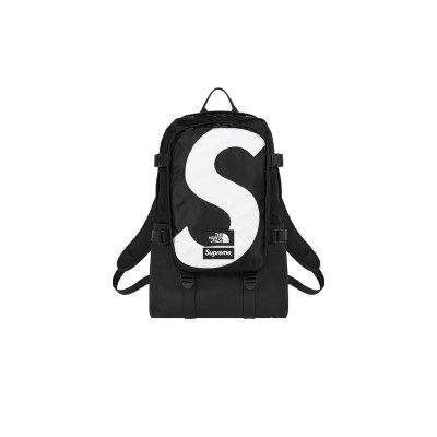Supreme Supreme The North Face S Logo Expedition Backpack Black (FW20)