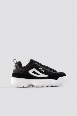Fila FILA Disruptor Mesh Low Wmn - Black