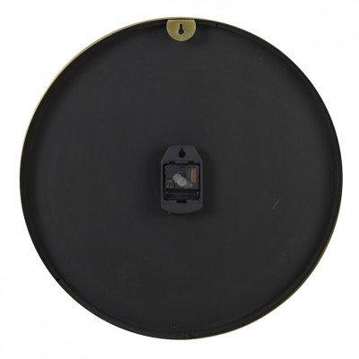 Light en Living Light & Living Klok 'Timora' Ø51cm, kleur Donkergroen