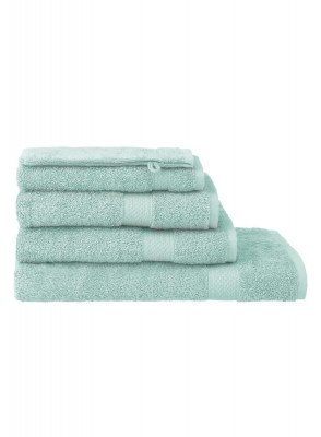 HEMA HEMA Handdoeken - Zware Kwaliteit Mintgroen (mintgroen)