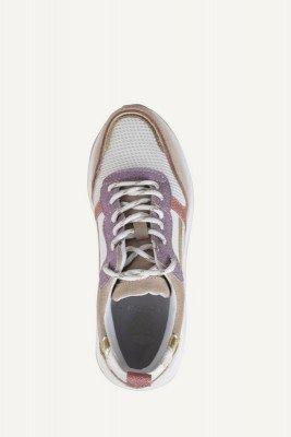 Poelman Poelman Sneaker Wit P6682POE