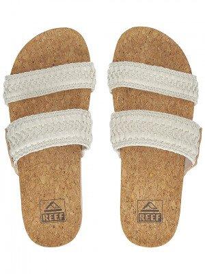 Reef Reef Cushion Vista Thread Sandals bruin