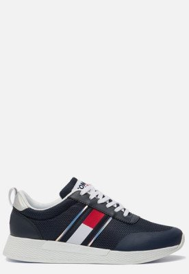 Hilfiger Hilfiger Sneakers blauw