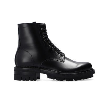 Dsquared2 Kombat ankle boots