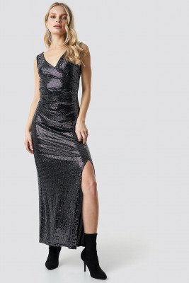 Sisters Point Sisters Point Ernt 4 Dress - Silver
