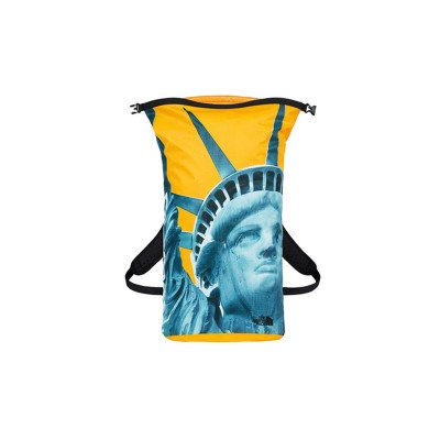 Supreme Supreme x The North Face Statue of Liberty Waterproof TNF Backpack Yellow (FW19)