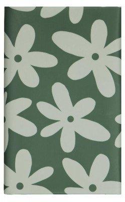 HEMA HEMA Tafelzeil 240x140 Polyester Groen Bloemen