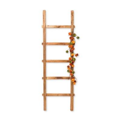 Xenos Decoratieve ladder recycle - 167 cm