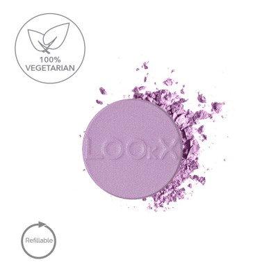 LOOkX LOOkX Eyeshadow No. 802 Lila lotus matt-pearl