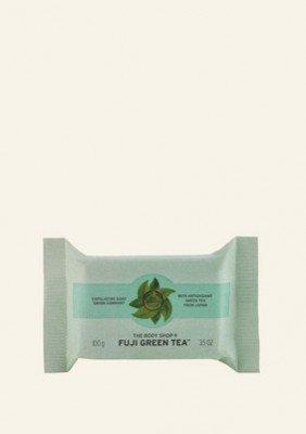 The Body Shop NL Fuji Green Tea™ Exfoliating Soap 100 G