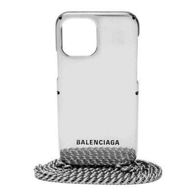Balenciaga Metal Phone Case Mini Bag