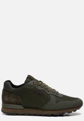 Bjorn Borg Bjorn Borg R605 Low KPU sneakers groen